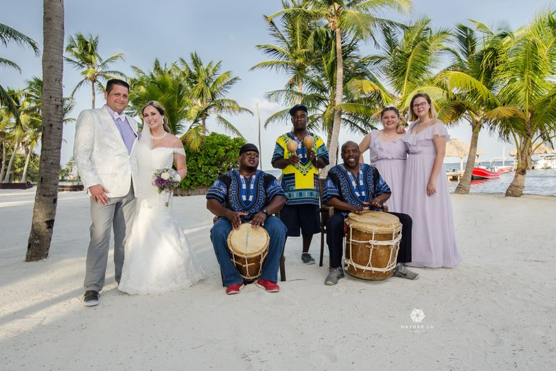 Captain Morgan's Wedding