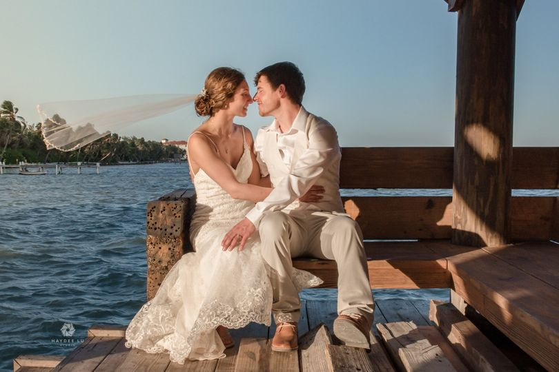 Say I do in Belize