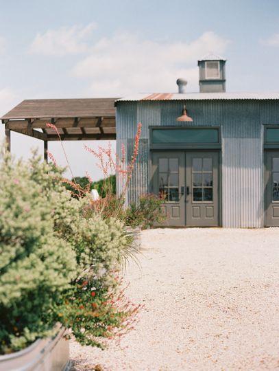 Flying V Ranch Barn