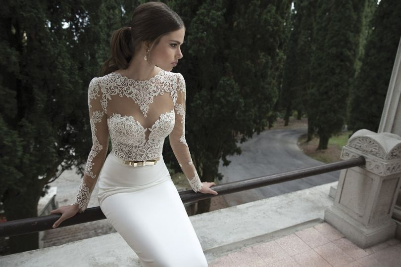 New Wedding Dresses 2014