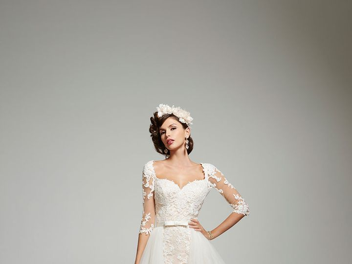 Tmx 1481579779793 Cm3070kingsleypresley137high Costa Mesa, California wedding dress
