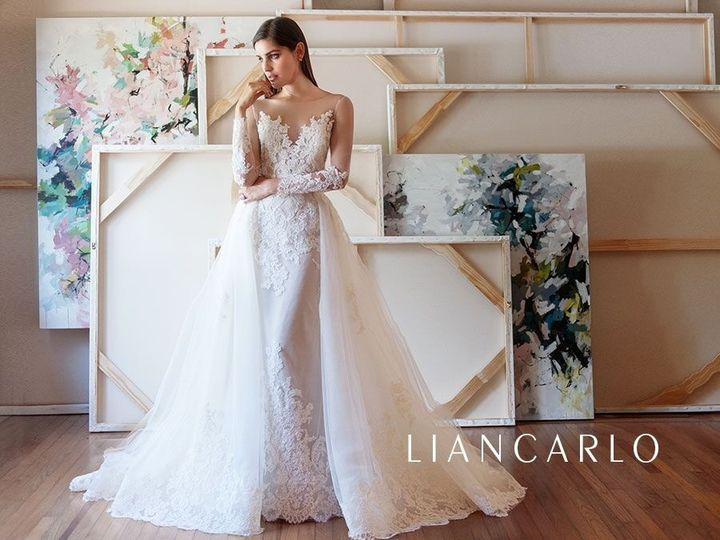Tmx 1481579958691 Lian Costa Mesa, California wedding dress