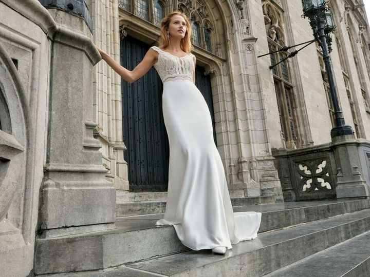 Tmx 1481580458421 Solo1 Costa Mesa, California wedding dress