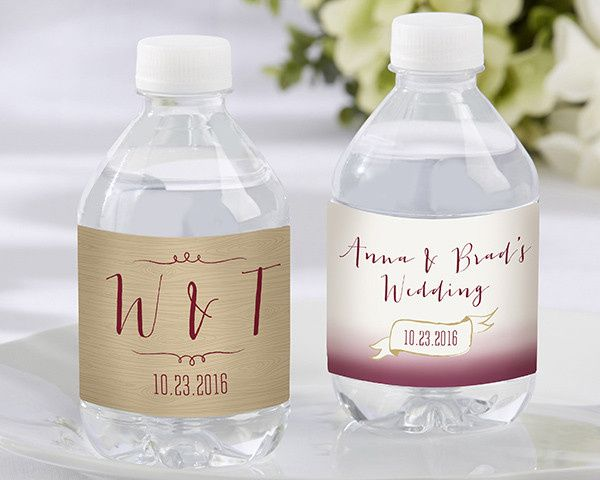 Tmx 1473209583099 31698vy Vineyard Water Bottle Label Prs Ka L Philadelphia wedding favor