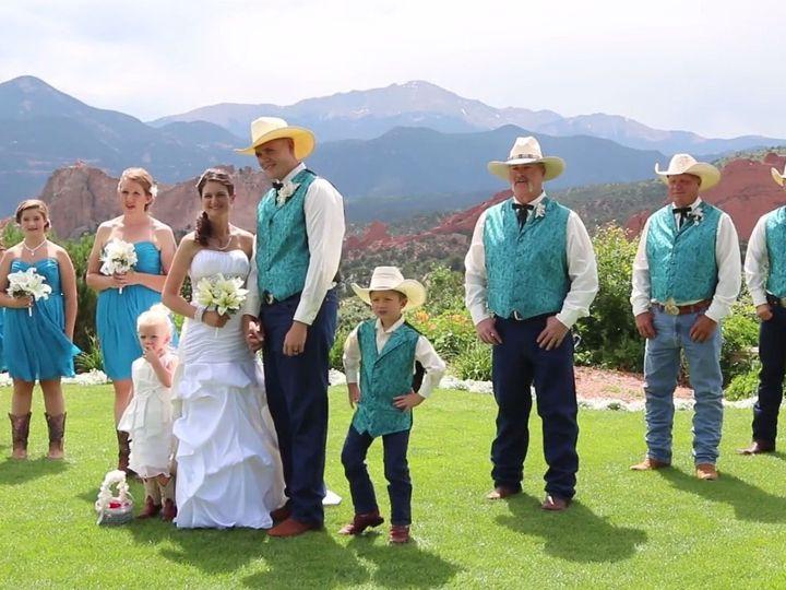 Tmx 1520395220 06fa4f7c43bc8a5f 1520395218 E236c6468ef9bfdf 1520395199635 61 CO LisaJake Garde Boulder, CO wedding videography