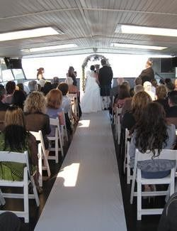 Tmx 1378238832999 Ceremonywithdepts9 15 12 Bayside wedding officiant