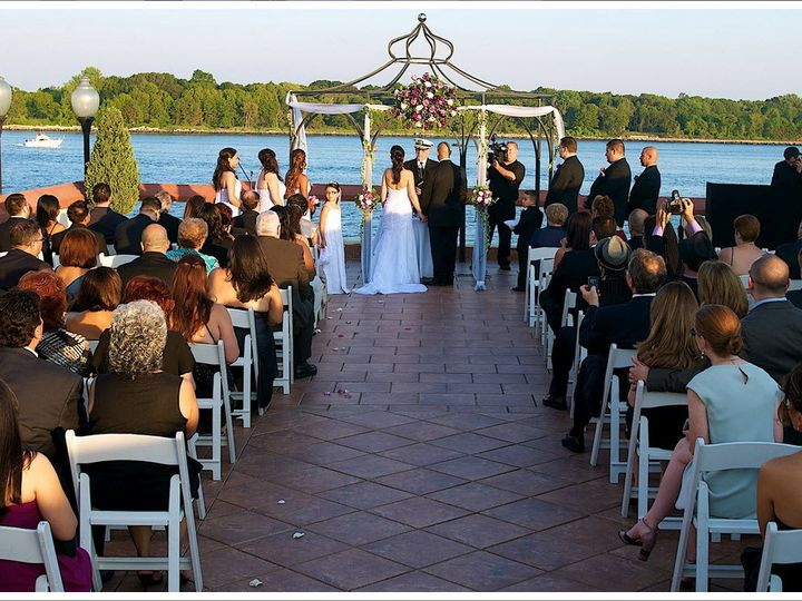 Tmx 1378239159440 Beckwith Pointe Photo Bayside wedding officiant