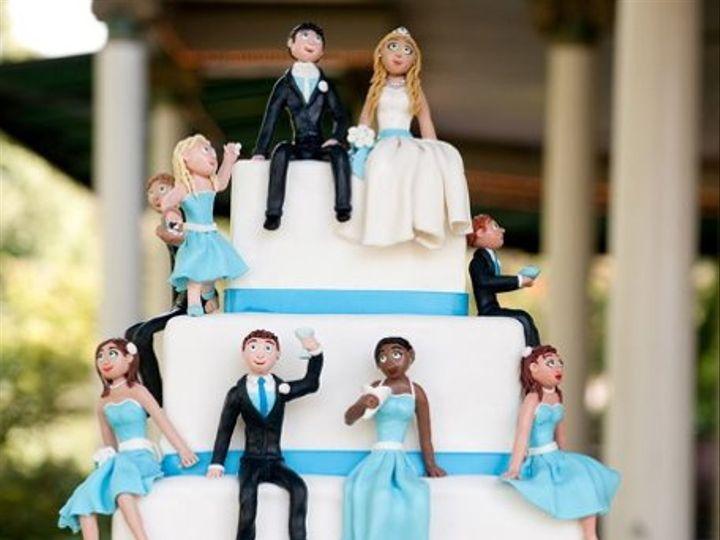 Tmx 1293648492969 12 Chapel Hill wedding cake