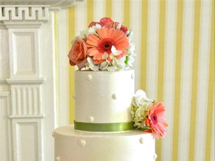 Tmx 1337709437460 DSC0205 Chapel Hill wedding cake