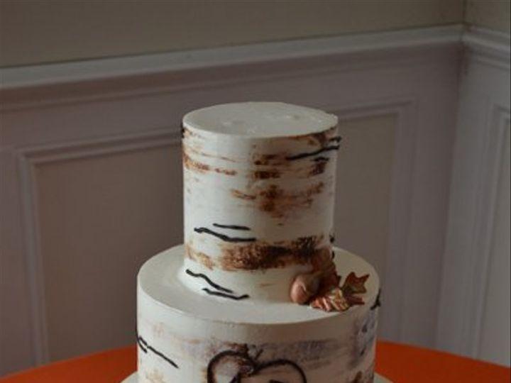 Tmx 1337713692955 DSC0835 Chapel Hill wedding cake