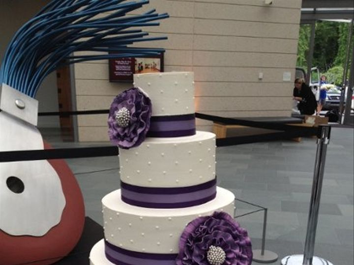 Tmx 1337714295069 Photo2 Chapel Hill wedding cake