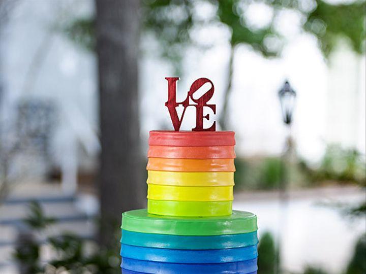 Tmx 1375988539569 7 2013 Cake 0003 Chapel Hill wedding cake