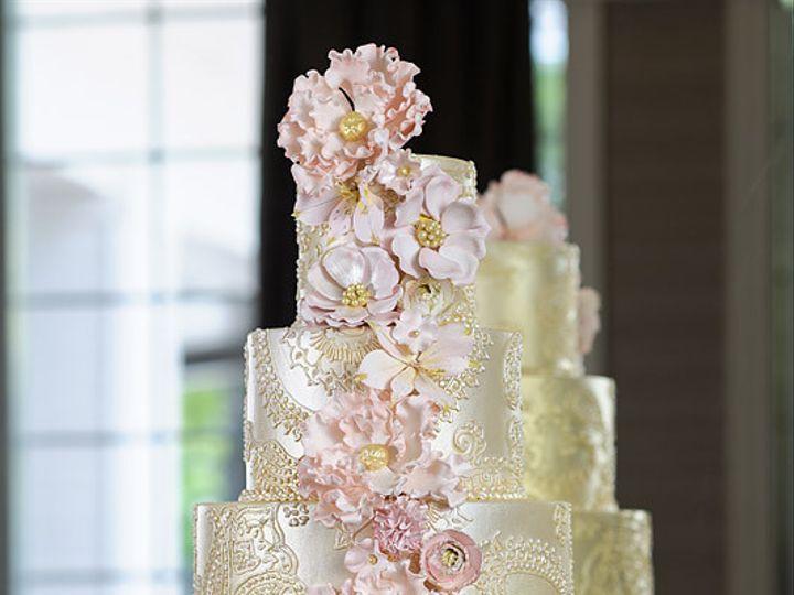 Tmx 1375988593403 7 2013 Cake 0060 Chapel Hill wedding cake