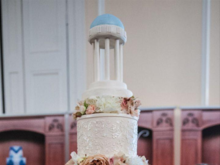 Tmx 1392824982547 Nb45541  Chapel Hill wedding cake