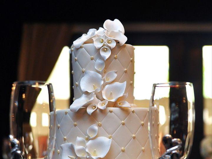 Tmx 1392825098358 Phot Chapel Hill wedding cake