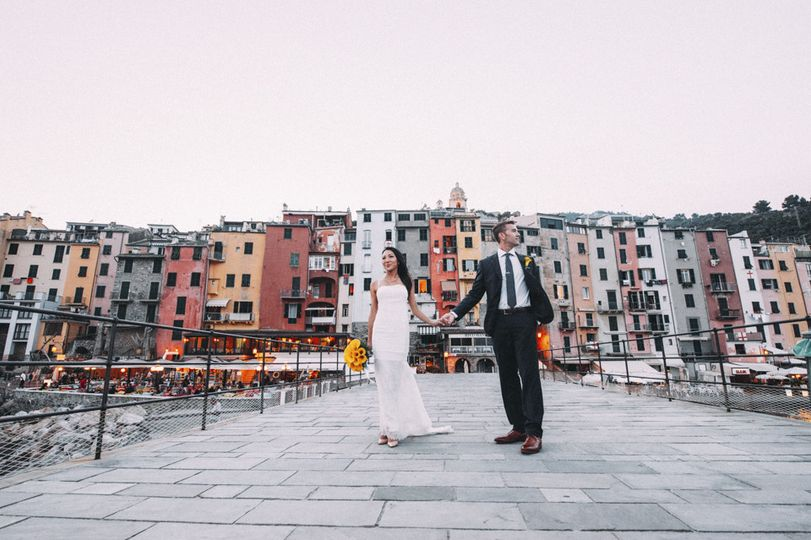 Wedding Photographer Portovenere