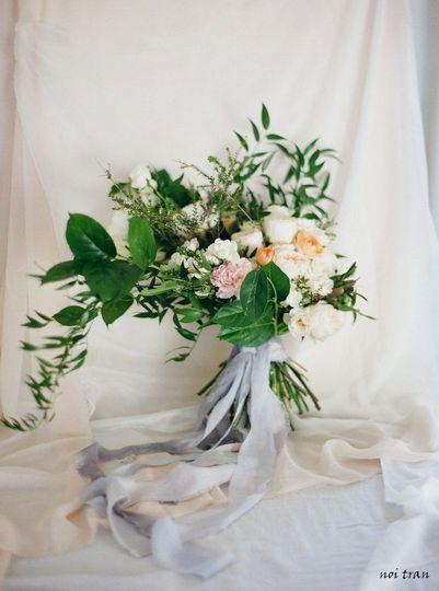 Gardenia floral design