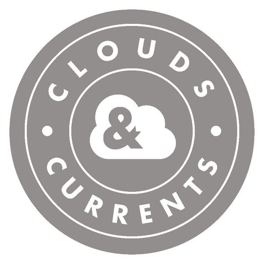 6b055ab42760fa15 Clouds and Currents Round Logo Grey 01 01