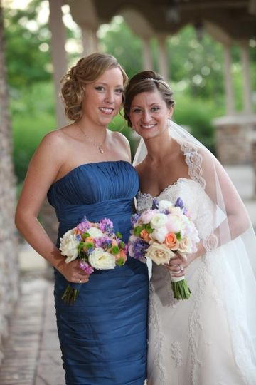 leesburg bridesmai