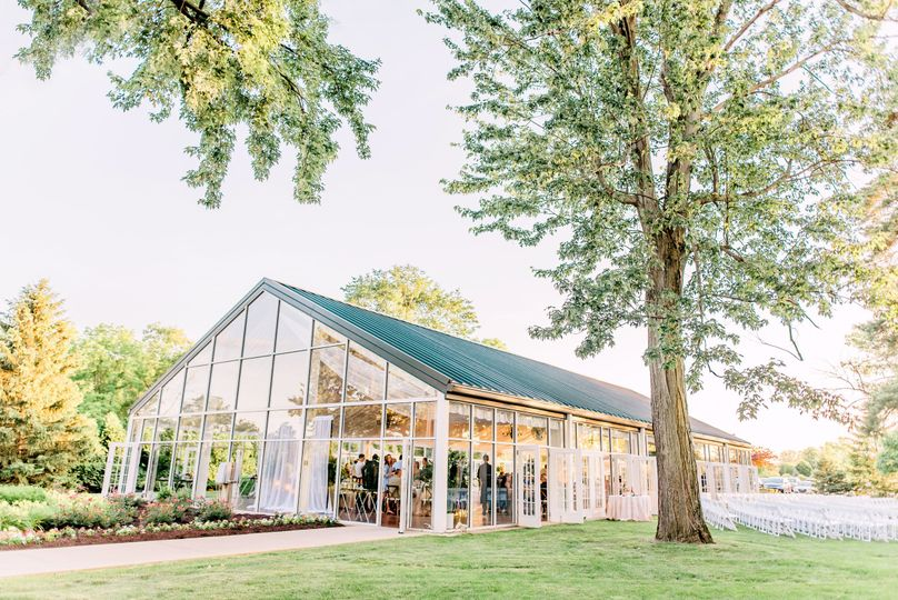 The Garden Pavilion at RC