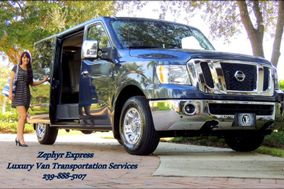 Zephyr Express Luxury Van Transportation