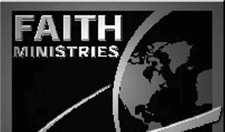Faith Ministries Ceremony Location, Officiant, Reception Site