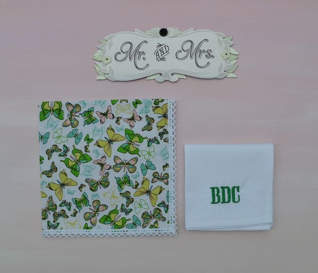 800x800 1429039010371 mr  mrs wedding handkerchiefs monogram v2