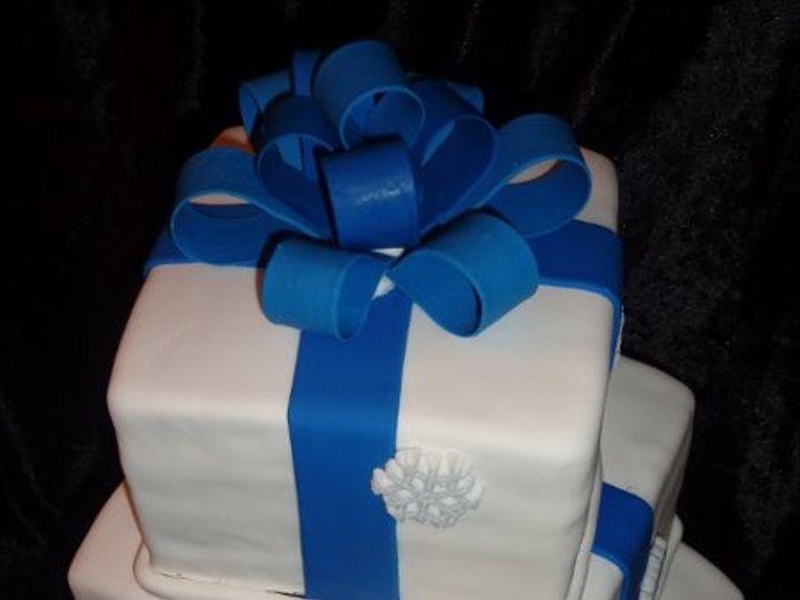 Tmx 1268117625327 P1010150 Vancouver wedding cake
