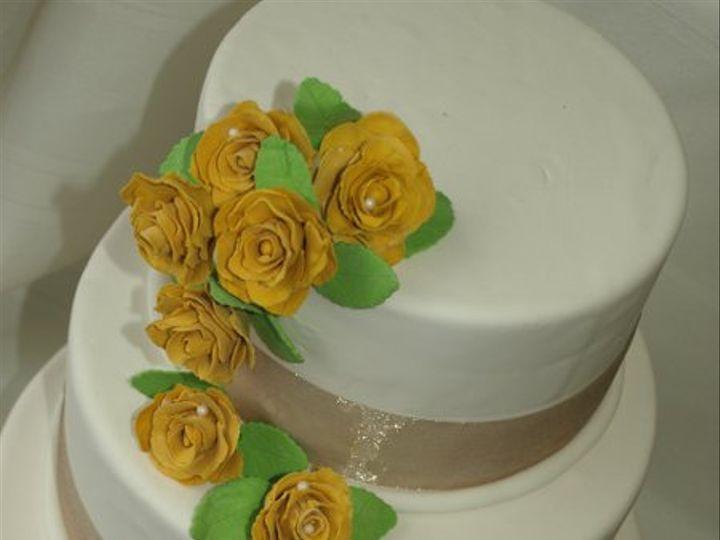 Tmx 1268117796191 P2269253 Vancouver wedding cake