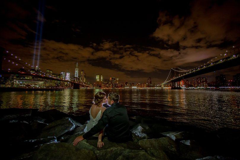 Brooklyn Bridge - Dumbo