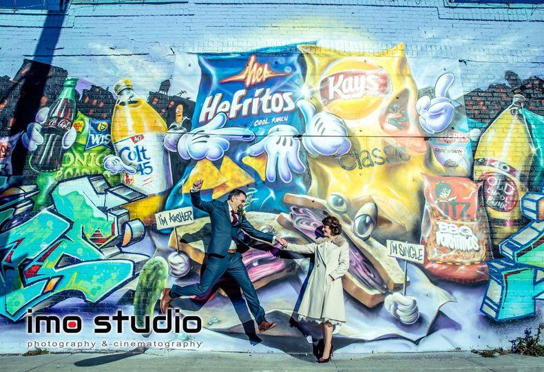 Art Wall at Greenpoint, Brooklyn(NY)