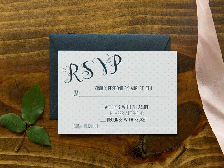 Tmx 1496870669271 Simplydone 0003 Lexington, KY wedding invitation