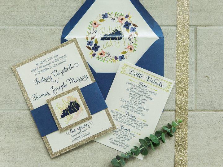 Tmx 1496870823326 Simplydone 0011 Lexington, KY wedding invitation