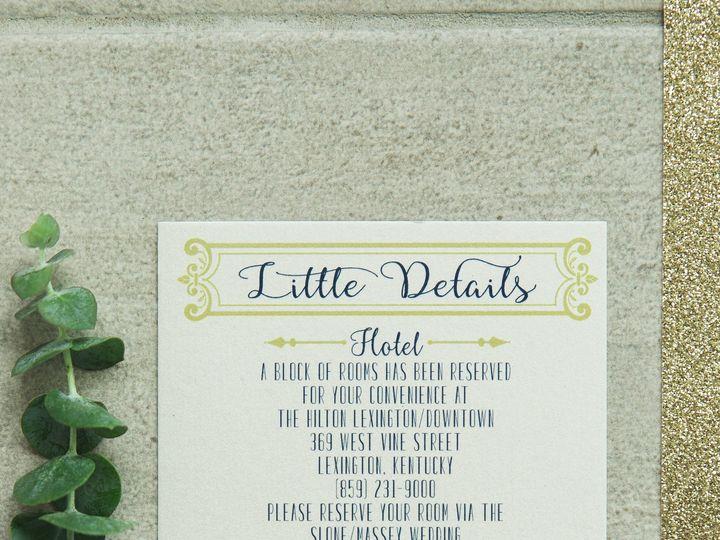 Tmx 1496870841515 Simplydone 0012 Lexington, KY wedding invitation