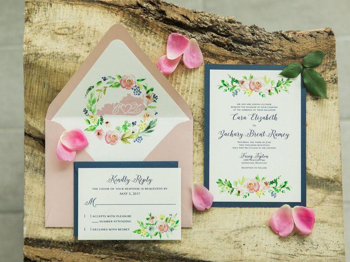 Tmx 1496870861422 Simplydone 0013 Lexington, KY wedding invitation