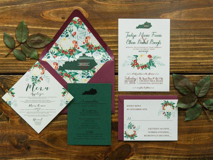 Tmx 1496870918402 Simplydone 0016 Lexington, KY wedding invitation