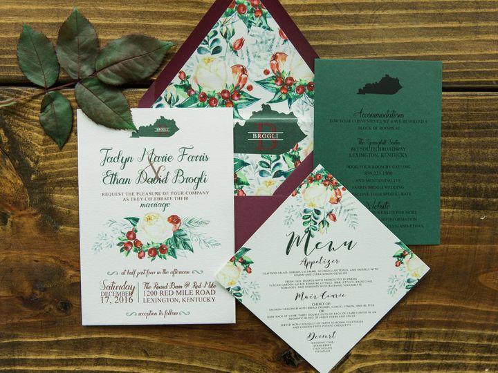 Tmx 1496870981016 Simplydone 0019 Lexington, KY wedding invitation