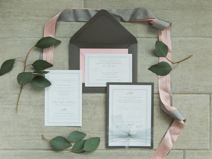 Tmx 1496871079117 Simplydone 0024 Lexington, KY wedding invitation