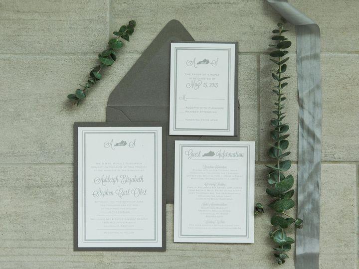 Tmx 1496871157745 Simplydone 0028 Lexington, KY wedding invitation