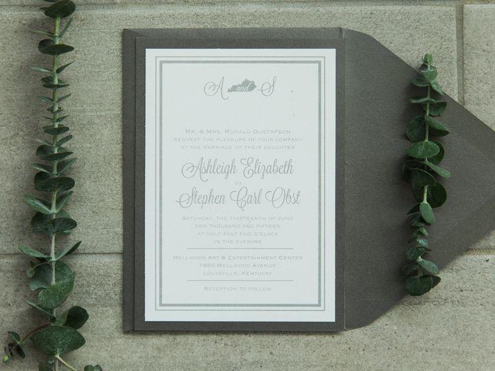 Tmx 1496871181010 Simplydone 0029 Lexington, KY wedding invitation