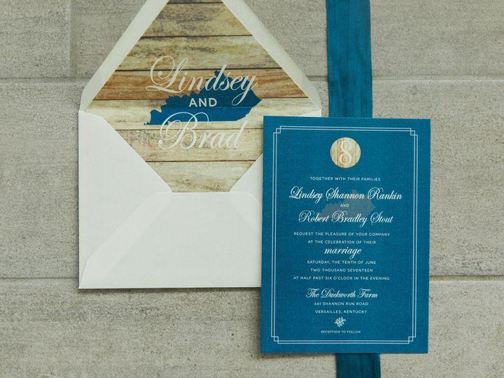 Tmx 1496871310798 Simplydone 0035 Lexington, KY wedding invitation