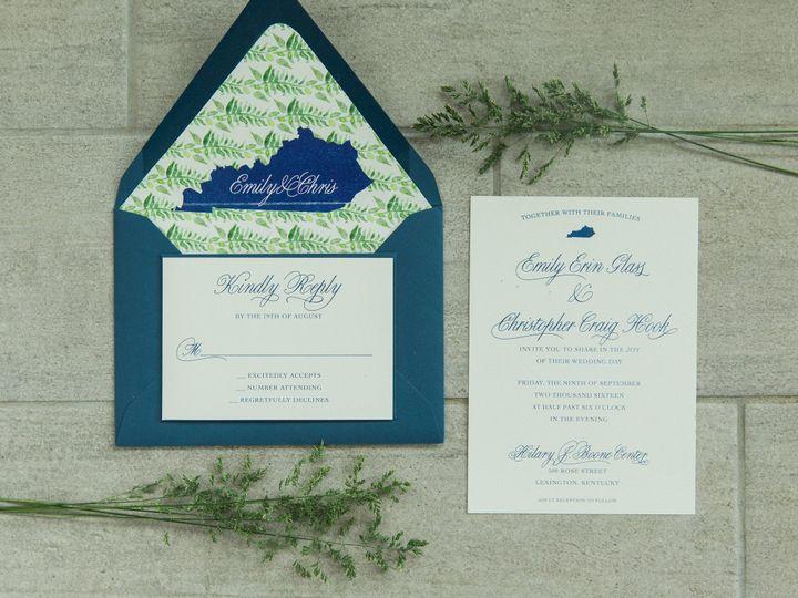 Tmx 1496871331287 Simplydone 0036 Lexington, KY wedding invitation