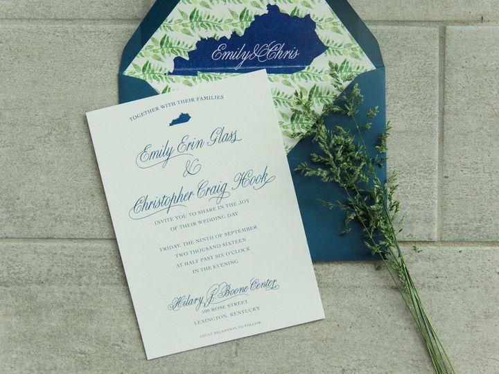 Tmx 1496871374674 Simplydone 0038 Lexington, KY wedding invitation