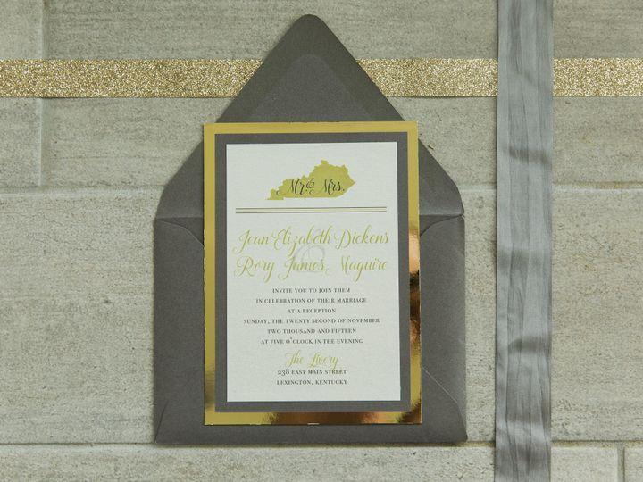 Tmx 1496871422857 Simplydone 0040 Lexington, KY wedding invitation