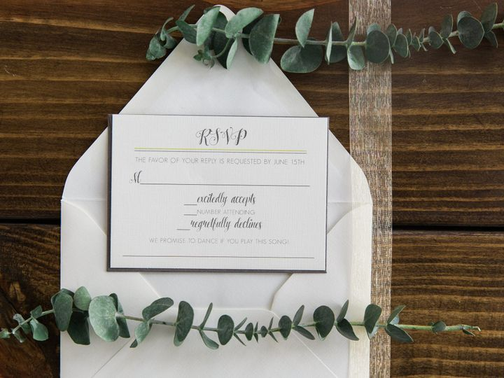 Tmx 1496871500097 Simplydone 0044 Lexington, KY wedding invitation