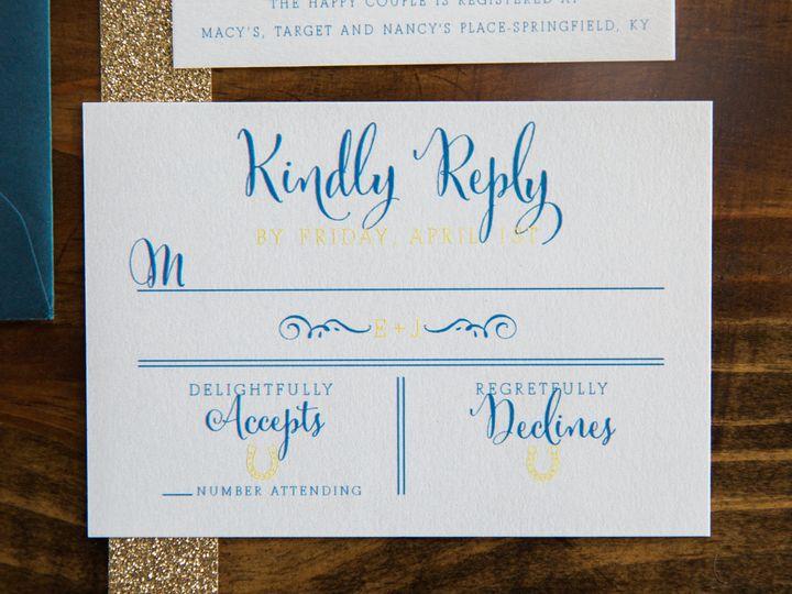 Tmx 1496871664692 Simplydone 0051 Lexington, KY wedding invitation