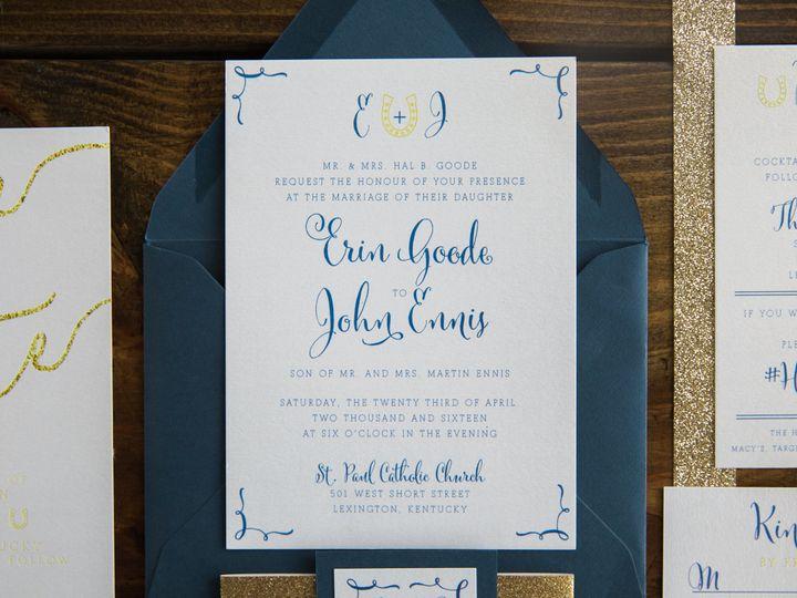 Tmx 1496871683923 Simplydone 0052 Lexington, KY wedding invitation