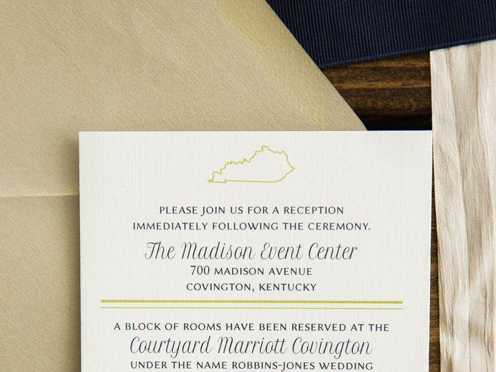 Tmx 1496871806969 Simplydone 0058 Lexington, KY wedding invitation