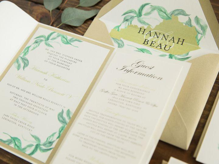 Tmx 1496871973253 Simplydone 0066 Lexington, KY wedding invitation