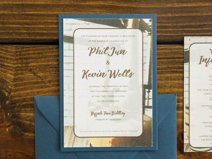 Tmx 1496872026021 Simplydone 0068 Lexington, KY wedding invitation
